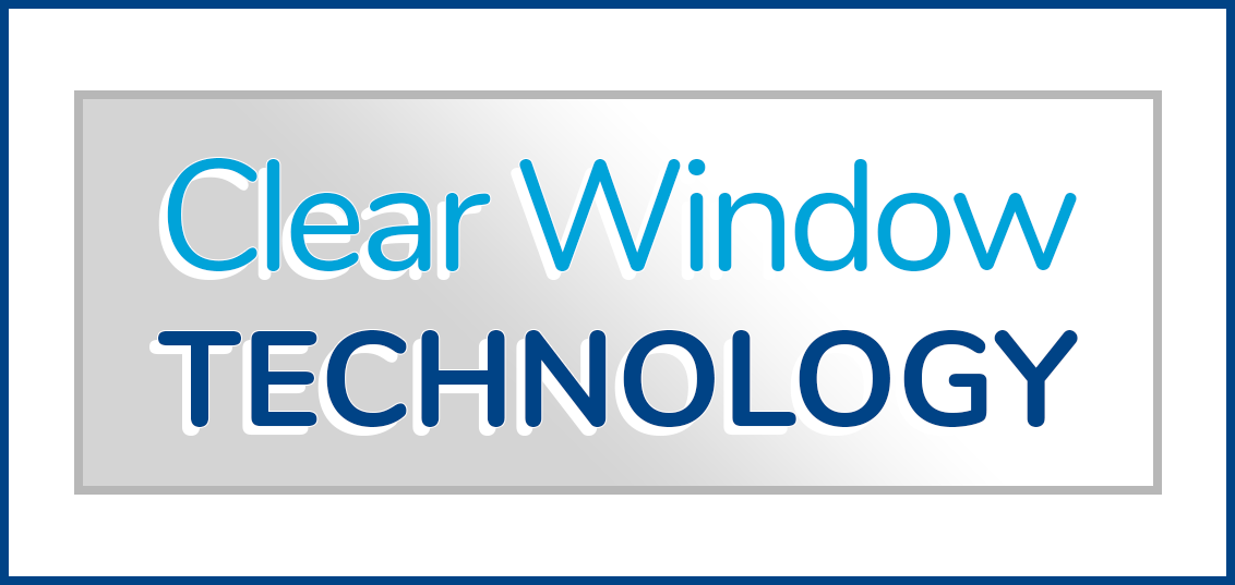 Clear Window Technology Logo